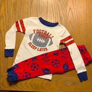 Carter's 2 Piece Long sleeve Boys Pajama set 2T